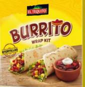 Burrito Wrap kit El Tequito