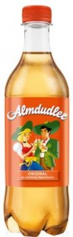 Bylinková Alpská limonáda Almdudler