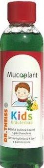Bylinná dětská koupel s panthenolem Mucoplant