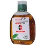Ústní voda bylinná Herbadent