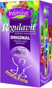 Čaj ovocno-bylinný Regulavit Intensive Vitto Tea