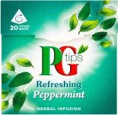Bylinný čaj PG Tips - pyramidový