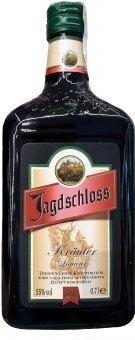 Bylinný likér Jagdschloss