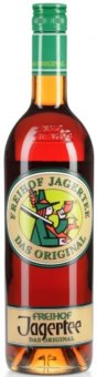 Bylinný likér Jagertee Freihof