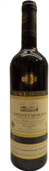 Cabernet Moravia Vinařství Baloun - pozdní sběr