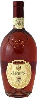 Víno Cabernet Rosé Gold Asconi
