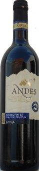 Víno Cabernet Sauvignon Andes
