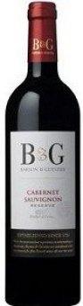 Víno Cabernet Sauvignon B&G