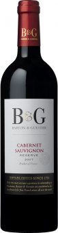 Víno Cabernet Sauvignon Bordeaux B&G