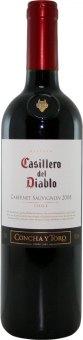 Víno Cabernet Sauvignon Casillero del Diablo Concha Y Toro