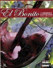 Víno Cabernet Sauvignon El Bonito