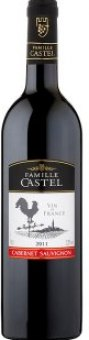 Víno Cabernet Sauvignon Famille Castel