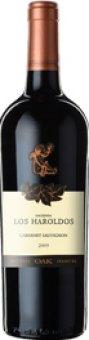 Víno Cabernet Sauvignon OAK Los Haroldos