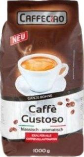 Zrnková káva Caffe Gustoso Caffeciao