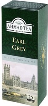 Čaj Earl Grey Ahmad Tea