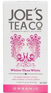 Čaj bílý Joe's Tea Co. - pyramidový