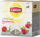 Čaj bílý Lipton - pyramidový