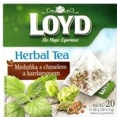 Čaj bylinný Herbal Tea Loyd - pyramidový