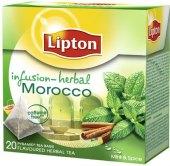 Čaj bylinný Lipton - pyramidový