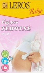 Čaj bylinný pro těhotné Baby Leros