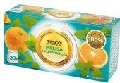 Čaj bylinný Tesco
