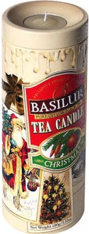 Čaj černý Basilur - dárkové sada