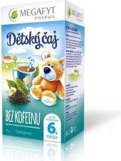 Čaj černý dětský Megafyt Pharma