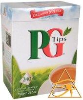 Čaj černý PG tips