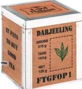 Čaj sypaný černý Darjeeling