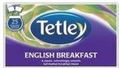 Čaj černý Tetley