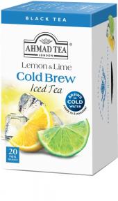 Ledový čaj Cold Brew Ahmad Tea