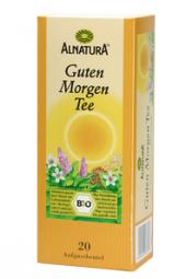 Čaj Dobré ráno Alnatura