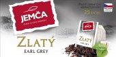 Černý čaj Earl Grey Zlatý Jemča