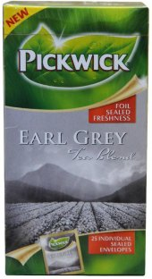 Čaj Earl Grey Pickwick
