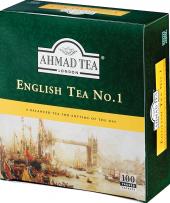 Čaj English no.1 Ahmad Tea