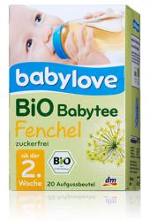 Dětský čaj bio Babylove