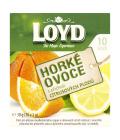 Čaj Horké ovoce Loyd