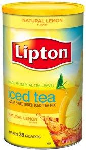 Čaj instantní Lipton