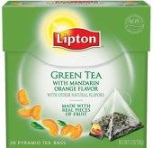 Čaj Lipton - pyramidový
