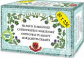 Čaj Ostropestřec Mariánský Wellness tea