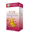 Čaj ovocný dětský Megafyt Pharma