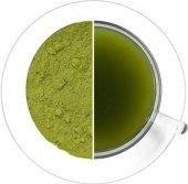 Čaj práškový zelený Oxalis