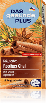 Čaj Rooibos Chai Das gesunde plus