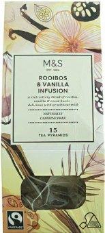 Čaj Rooibos Marks & Spencer
