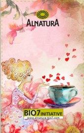 Čaj srdce  Alnatura