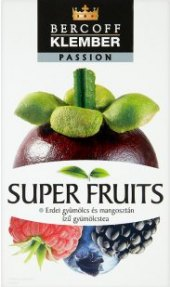 Čaj Super fruits Klember