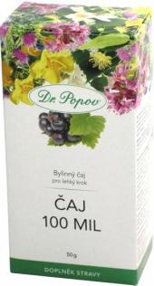 Čaj sypaný bylinný Dr. Popov