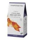 Čaj sypaný černý bio Hampstead Tea London