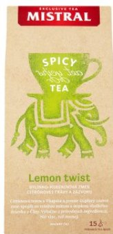 Sypaný čaj Spicy Mistral