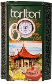Čaj sypaný zelený Tarlton - dárková sada